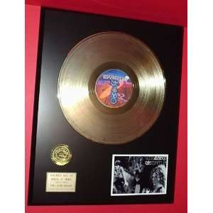 Gold Record Outlet Led Zeppelin 24Kt Gold LP Record