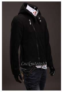 2011 New Mens Slim Fit Sexy Coat Jacket 3colours 3size