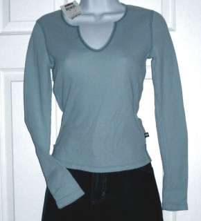 NEW LUCKY BRAND JEANS LS shirt top NWT $41 from the knit wear