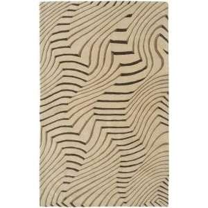 Surya Eco Cream Light Brown Rug