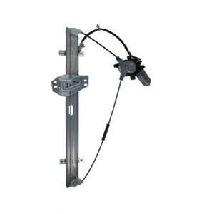 New Front Drivers Window Lift Regulator & Motor