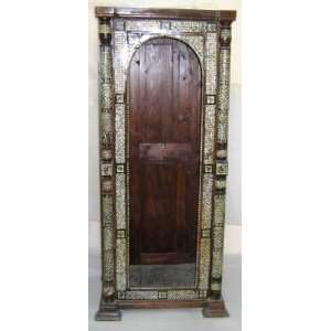 Art Deco Wooden Bedroom Armoire Furniture & Decor