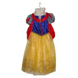 Disney Princess SNOW WHITE Costume Dress Girl XS 4