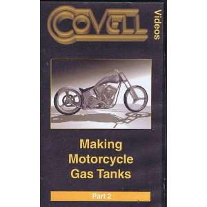 Making Motorcycle Gas Tanks Part 2 VHS