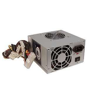 A Power 500W 20+4 pin Dual Fan ATX PSU w/SATA Electronics
