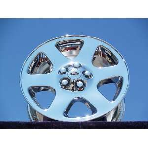 Rover DiscoveryComet Set of 4 genuine factory 18inch chrome wheels
