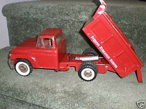 STRUCTO SIX WHEEL HYDRAULIC DUMP TRUCK