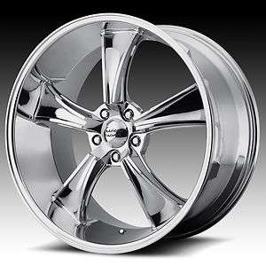 American Racing Wheels Rims Torq Chevy Ford BMW Dodge Chrome