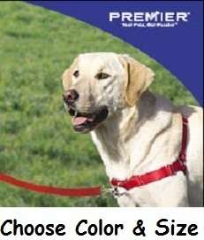 PREMIER GENTLE LEADER EASY WALK DOG HARNESS   NO PULL