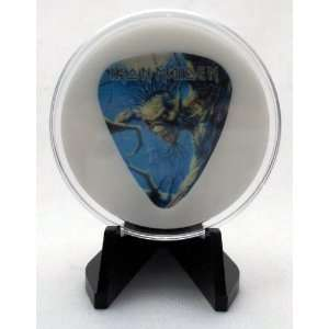 Iron Maiden Eddie Guitar Pick #2 With MADE IN USA Display