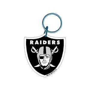 Oakland Raiders NFL Acrylic Key Ring Wincraft  21145041