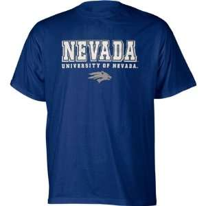 Nevada Wolf Pack Youth Cover 2 T Shirt