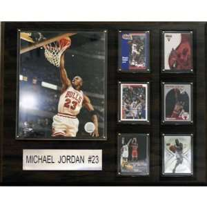 NBA Michael Jordan Chicago Bulls Player Plaque
