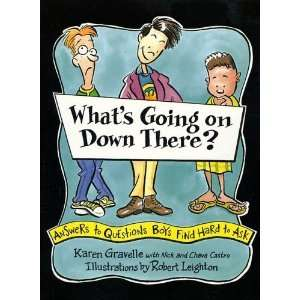 Down There? Answers to Questions Boys Find Hard to Ask  N/A  Books
