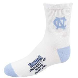 North Carolina Tar Heels (UNC) White Youth 901 (7 9) Tall