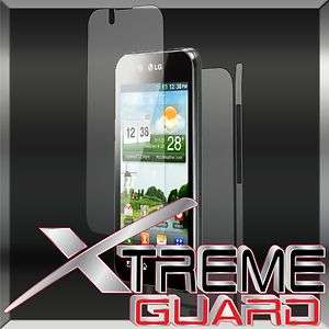 LG OPTIMUS BLACK P970 FULL BODY Screen Protector Skin 640522014194