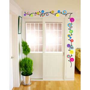 Vines KIDS ROOM Adhesive Removable Wall Decor Accents Stickers & Vinyl