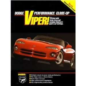 1992 DODGE VIPER Sales Brochure Literature Book Piece
