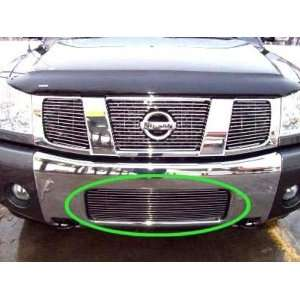 New Nissan Armada/Pathfinder/Titan Billet Grille   Polished, Bumper