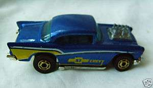 Old Hot Wheels CHEVY 1957 made Malaysia 1979
