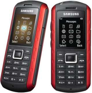 SAMSUNG B2100 (RED)   UNLOCKED GSM CELL NEW 8808993857906