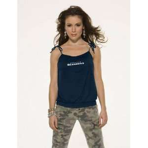 Seattle Seahawks Womens Modal Spaghetti Strap Top   by