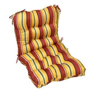 Greendale Home Fashions Outdoor Seat/Back Chair Cushion