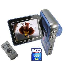 TFT LCD Monitor (Free 2GB High Speed SD Card)