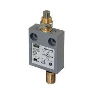 Dayton 12T950 Mini Limit Switch, SPDT, Vert, Plunger