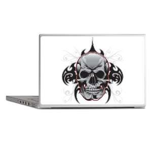 Laptop Notebook 7 Skin Cover Tribal Skull