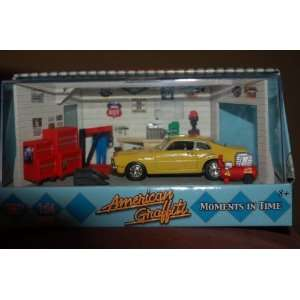 American Graffiti 1970 Ford Maverick Moments in Time Toys