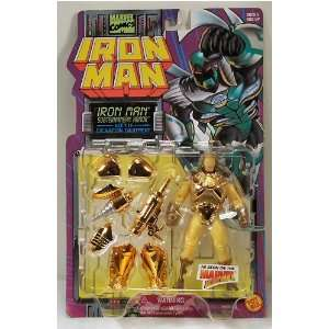 Iron Man Subterranean Armor Action Figure Toys & Games