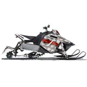 AMR Racing Fits Polaris Pro Rmk Rush Snowmobile Graphic Kit Bullet
