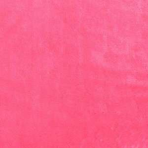 60 Wide Minky Cuddle Plush Flamingo Fabric By The Yard