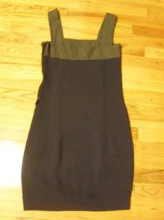 nwot* Marni dress stretch gown jumper skirt IT 36