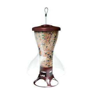 Top Flight Bird Shelter Squirrel Proof Bird Feeder 5109 2 at The Home