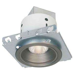 Brushed Nickel Recessed Lighting Kit (K3) CAT104BN