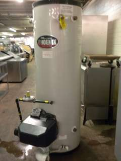 HTP Phoenix 80 Gallon Commercial Gas Hot Water Heater