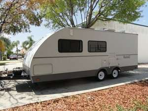 ***2007 KEYSTONE HOBBI 220 TOY HAULER*** in RVs