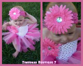 Beautiful Baby Girl Flower Tutu Dress 0 12 Months
