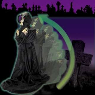Rising from the Grave Grim Reaper Animated Prop, 35425