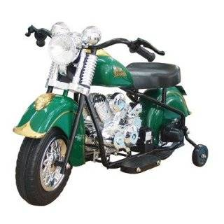 ride on electric LE 1948 Indian Motorcycle Battery Power Ride On Toy