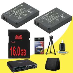 10 Memory Card + Multi Card USB Reader + Memory Card Wallet + Deluxe