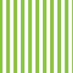 STRIPES PATTERN GREEN & WHITE Vinyl Decal Sheets 12x12 Stickers x3