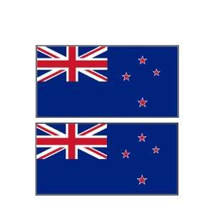 Zealand Flag Stickers Decal Bumper Window Laptop Phone Auto Boat Wall