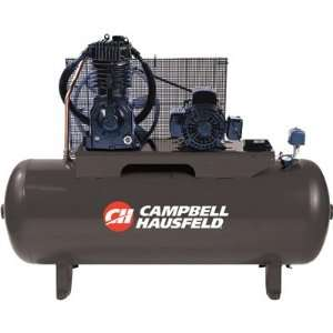 Campbell Hausfeld Two Stage Air Compressor   7.5 HP, 24.3 CFM @ 175