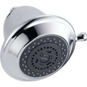Components, Touch Clean 5 Setting Showerhead, Chrome
