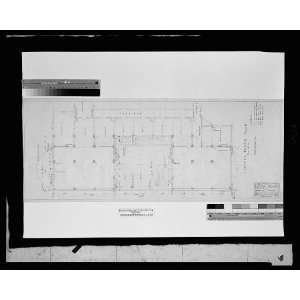 ,Washington,DC,Second floor plan,1929
