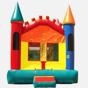 Kidwise 15 Foot Castle 3 Bounce House (Commercial Grade