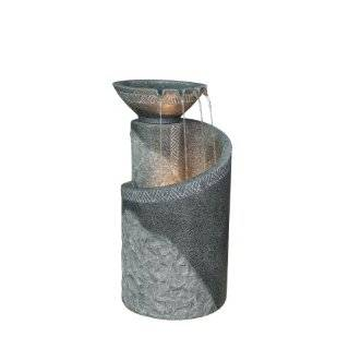 Artmada 54 Passion Indoor/Outdoor Water Fountain with Acoustic Guitar